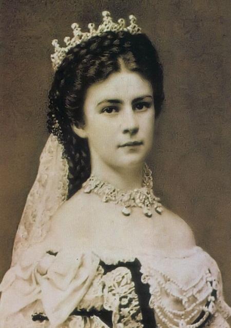 Hoàng hậu nước Áo - Elizabeth
