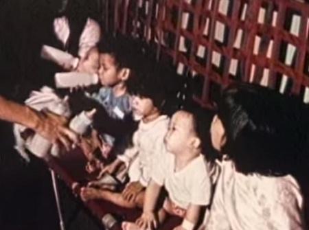 Những chuyến không vận vĩnh viễn thay đổi cuộc đời của những đứa trẻ