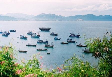Vẻ đẹp làm xao lòng du khách. (Ảnh: Blue Fam/Flickr. Rạch Giá, Kiên Giang)