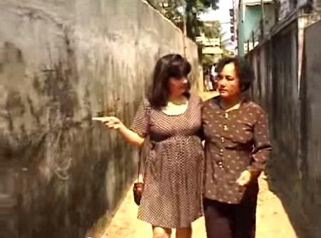 Heidi và mẹ đẻ người Việt