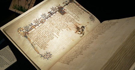 Cuốn Những truyện kể xứ Canterbury