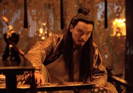 Nam diễn viên Trương Chấn