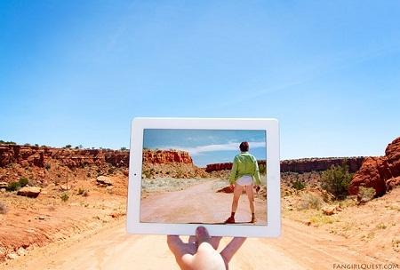 """Bộ phim truyền hình Mỹ """"Breaking Bad"""" và cảnh quay ở khu bảo tồn Tohajiilee, bang New Mexico, Mỹ."""