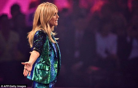 Đêm chung kết Next Top Model của Đức bị đe dọa đánh bom
