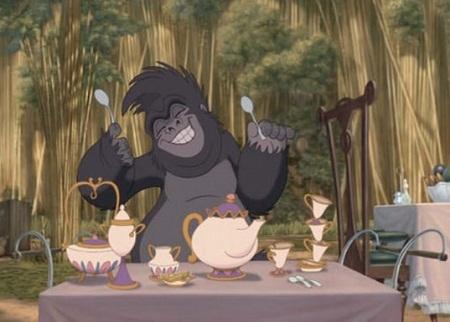 """Phim """"Tarzan"""""""