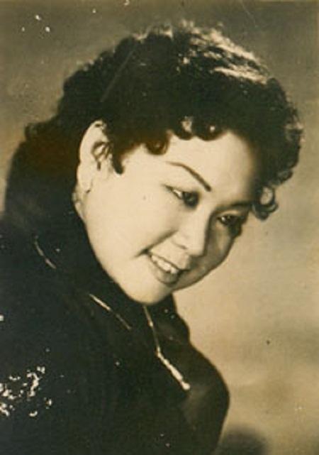 Bức ảnh hiếm hoi còn lại của danh ca Thanh Hương