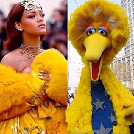 """Rihanna ê chề vì """"phục trang đẳng cấp"""" của nhà thiết kế Trung Quốc"""