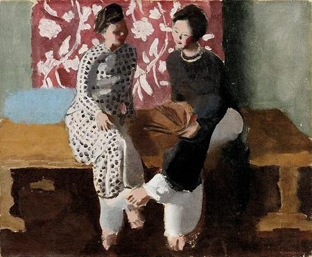 Tranh của họa sĩ người Pháp
