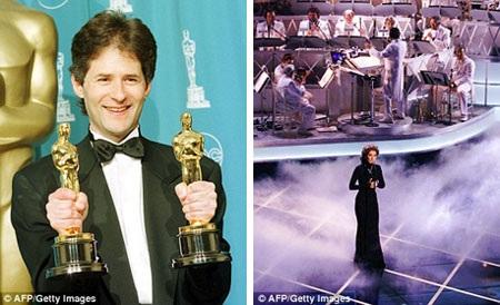 James Horner đã giành được hai giải Oscar cho