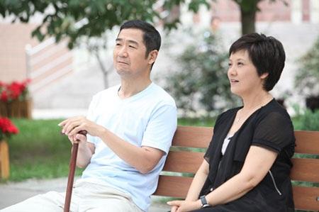 Hai vợ chồng Trương Quốc Lập - Đặng Tiệp đã bước vào những năm tháng tuổi già