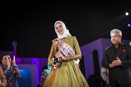 Hoa hậu đăng quang
