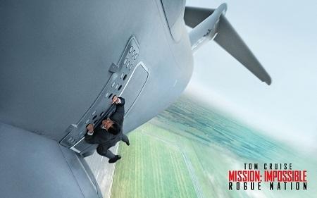 """Hình ảnh quảng bá phim """"Nhiệm vụ bất khả thi 5: Quốc gia bí ẩn"""""""