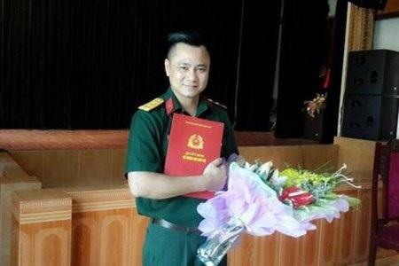 Tự Long trong ngành nhận chức Phó giám đốc Nhà hát Chèo Quân đội