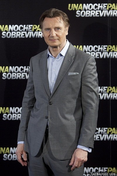 Nam diễn viên Liam Neeson