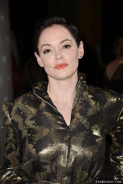 Nữ diễn viên Rose McGowan