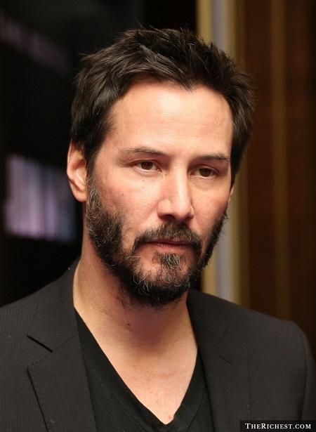 Nam diễn viên Keanu Reeves
