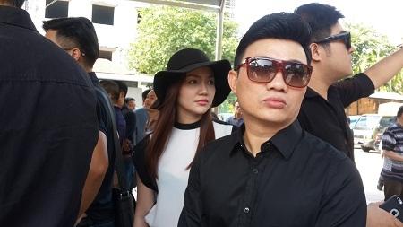 Ca sĩ Quang Linh