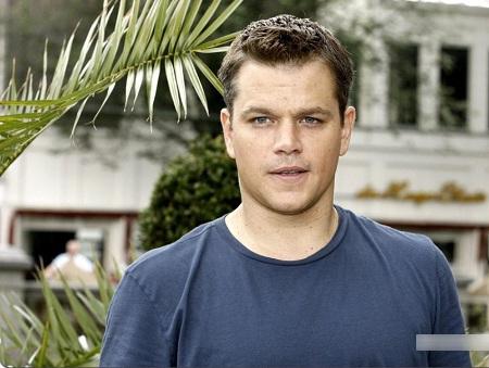 Nam diễn viên Matt Damon
