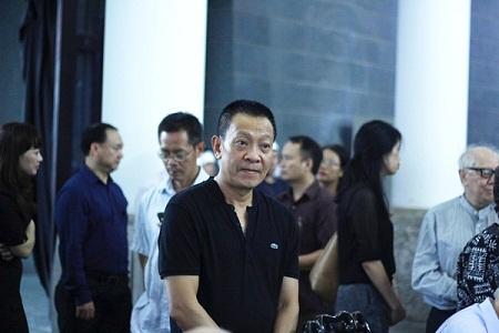 Nhà báo Lại Văn Sâm