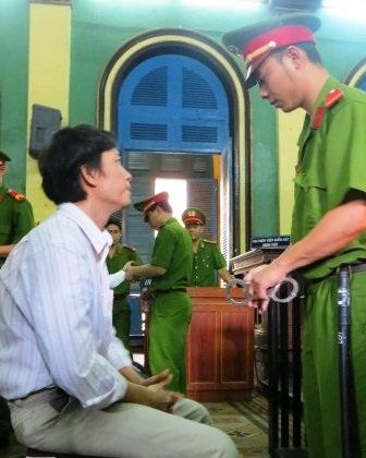 Hoàng Khương kháng cáo xin giảm nhẹ án tù
