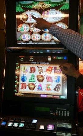 Cơ cấu giải thưởng hiển thị trên màn hình