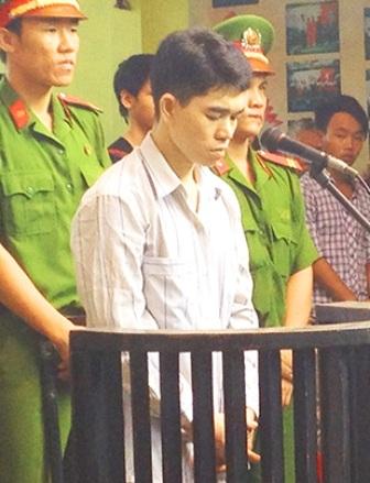 Bị cáo Nguyễn Văn Tuấn