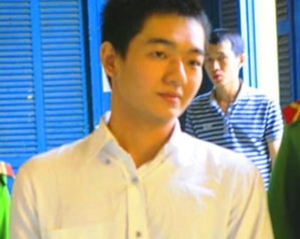 Bị cáo Võ Văn Sang