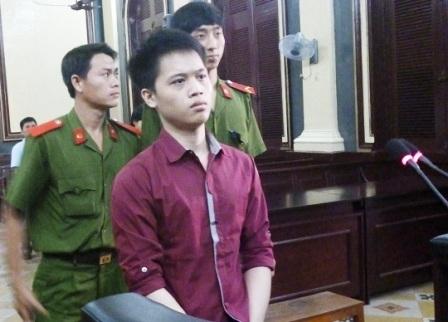 Bị cáo Nguyễn Anh Tuyến bị tuyên án tử hình cho hành vi tàn độc của mình