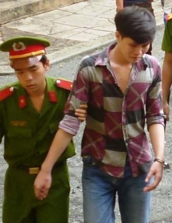 Bị cáo Trần Quang Thái