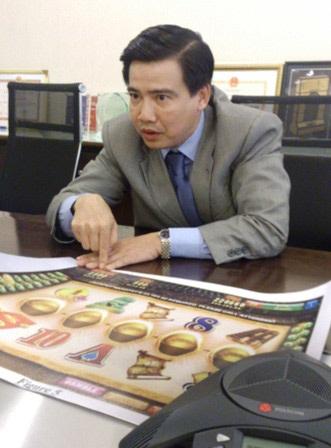 Tòa sơ thẩm tuyên phần thắng 55,5 triệu USD thuộc về ông Ly Sam
