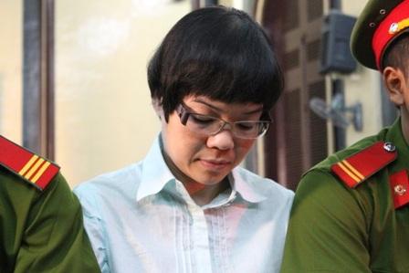Huyền Như chỉ kháng cáo phần dân sự, đòi lại căn biệt thự ở Quảng Nam cho mẹ và con mình ở