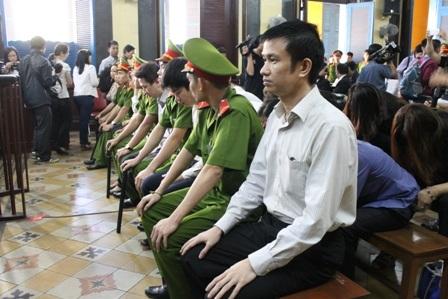 Những đồng phạm với Huyền Như đều bị lĩnh án