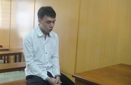 Bị cáo tại tòa TPHCM