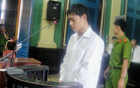 Bị cáo Nguyễn Văn Hùng