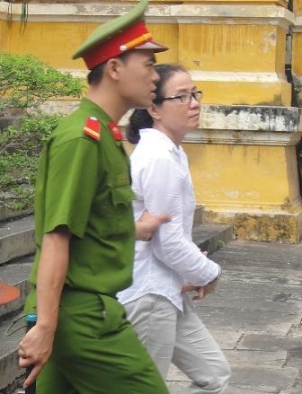 Phó tướng Thanh Huyền kêu oan