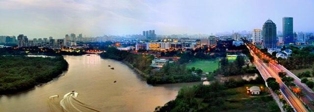 Khu Nam với hạt nhân là khu đô thị Phú Mỹ Hưng đã phát triển hoàn chỉnh về hạ tầng kỹ thuật và hạ tầng xã hội đang là điểm đến hấp dẫn cho người mua nhà để ở lẫn đầu tư.