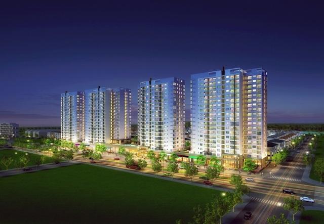 Vì vậy, sự xuất hiện của dự án Hưng Phúc – Happy Residence do Phú Mỹ Hưng đã được thị trường quan tâm, săn đón.