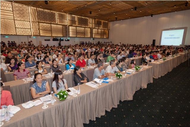 Sự kiện đã thu hút hơn 1000 khách mời là các cửa hàng bán lẻ của Diana Unicharm