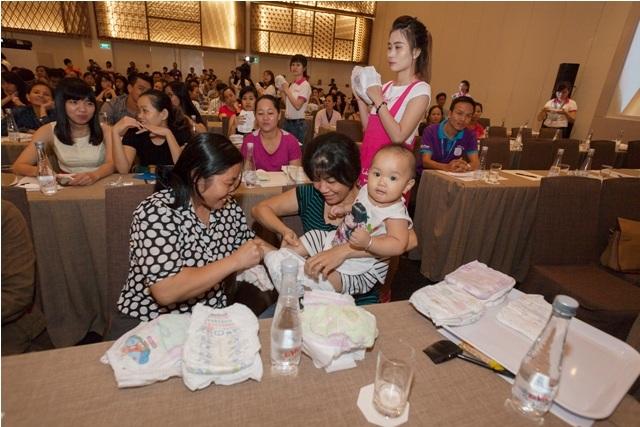 Là thương hiệu đầu tiên tại Việt Nam ứng dụng màng đáy thoáng khí dạng vải, Bobby là sự lựa chọn của nhiều bà mẹ
