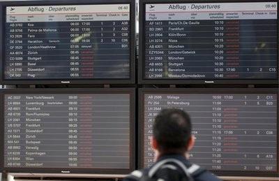 Đức đóng cửa các sân bay vì núi lửa Iceland - 1