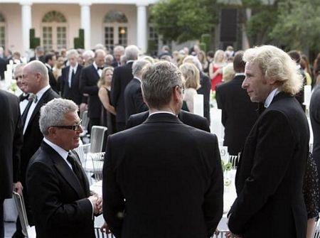 Thủ tướng Đức làm thượng khách tại Nhà Trắng  - 12