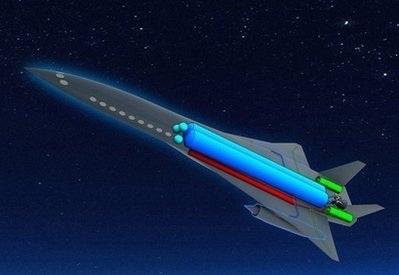 """Máy bay siêu thanh hứa hẹn làm nên cuộc """"cách mạng không gian"""" - 1"""