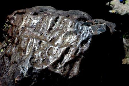 Phát hiện tảng thiên thạch khổng lồ nặng 25 tấn ở Trung Quốc - 4
