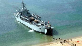 Mỹ lên tiếng sau tin tàu Ấn Độ bị Trung Quốc cảnh báo trên Biển Đông - 1