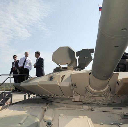 """Nga """"khoe"""" thiết bị quân sự tại triển lãm vũ khí - 10"""