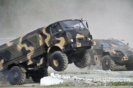 """Nga """"khoe"""" thiết bị quân sự tại triển lãm vũ khí - 2"""