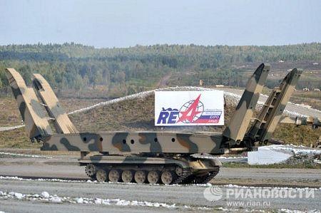 """Nga """"khoe"""" thiết bị quân sự tại triển lãm vũ khí - 4"""