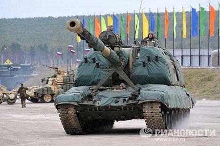 """Nga """"khoe"""" thiết bị quân sự tại triển lãm vũ khí - 6"""