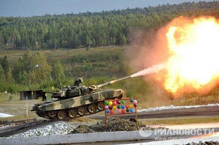 """Nga """"khoe"""" thiết bị quân sự tại triển lãm vũ khí - 7"""