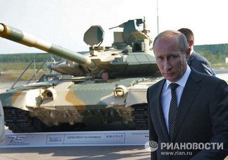 """Nga """"khoe"""" thiết bị quân sự tại triển lãm vũ khí - 8"""